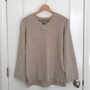 Anthropologie V-neck Sweater